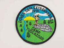 Dover Dam Weekend 1991 Patch