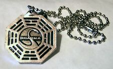 LOST pendentif collier station Dharma Cygne Lost Swan dharma station pendant