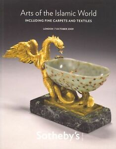 Sotheby's Catalogue Arts of the Islamic World 2009  HB