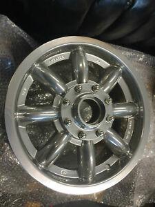 TUDOR WHEELS LTD Vintage Classic Wheel Restoration Minilite Mini MGB Triumph