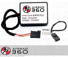 ***** Airbag360  fits BMW  Passenger Seat Mat Occupancy Sensor Emulator  bypass