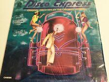 Disco Express  Sampler Disco LP - The original Artists Various RCA 1979