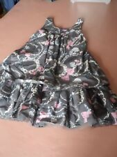 Girls M&S Limited Collection puff ball dress/top - age 10 - Worn 6 times