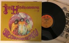 Jimi Hendrix - Are You Experienced - 1968 Two-Tone Reprise Label LP RS 6261 (EX)