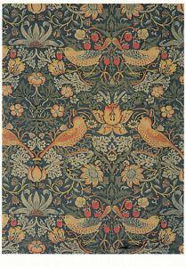 Kunstkarte: William Morris - Der Erdbeerdieb