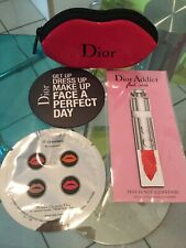 Dior Lips Purse Fridge Magnet Mirror & Lips Charm All New