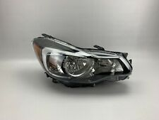 2012 2013 2014 Subaru Impreza Right Side Headlight Genuine OEM 12 13 14