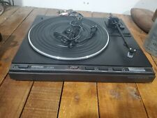Kenwood KD-52FB Turntable - Rare working np dust cover