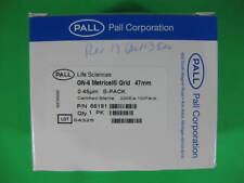 Pall Corporation Gn 6 Metricel Grid 47mm 045m 200ea 10pk 66191 New