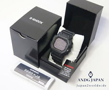 G-SHOCK 2016 GXW-56BB-1JF black watch free shipping JAPAN Model with tag