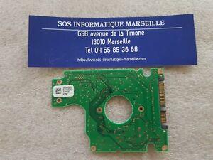 "PCB 0A52020 DA1672C Disque Dur 2,5"" 80 GB HITACHI HTS541680J9SA00 PC Portable"