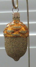 Patricia Breen 1996 Walk In The Woods, Acorn, Gold - #9651 – Height 2.4�