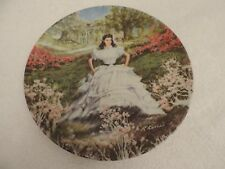 Gone with the Wind Scarlett Knowles Fine China Collector Plate No. 05997A 1978