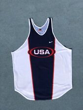 Vintage 1996 Nike Olympic Track Jersey