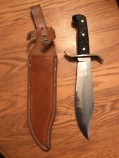 Vintage Western S-649/Stainless Steel W49 Bowie/survival/V44/Hunting Knife