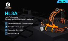 Lumintop HL3A 2800 Lumens Multifunctional Headlamp Handheld LED Flashlight USA!