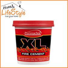 1kg Purimachos XL High Temperature Heat Resistant Fire Cement, Ready Mix Mortar