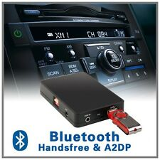 Bluetooth handsfree A2DP MP3 adapter-Honda Accord Fit Civic CRV Pilot Ridgeline