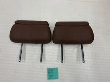 ⭐ 2011 - 2017 AUDI A8L D4 QUATTRO REAR SEAT LEFT AND RIGHT SIDE HEADREST SET OEM