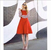 Kate Spade Angelika Red Dress Size 4 BEAUTIFUL