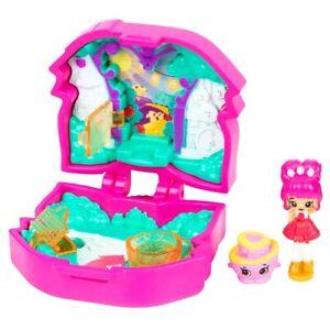 Shopkins Lil Secrets Part Pop Up Teeny Shoppie Locket Toy Doll Figure Play Set