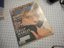 Robert Plant Covers Rolling Stone Magazine Mrch 1988