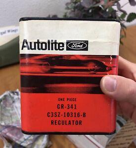 NOS Ford Autolite C3SZ-10316-B GR-341 Boss 429 Shelby voltage regulator unopened