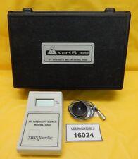 Karl Suss MicroTec Model 1000 UV Intensity Meter 10013995 405nm Used Working