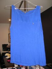 Forever New Womens Singlet Top Blue - Size 10, Good Condition!!!