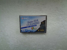 Cassette de Nettoyage Video8 & Hi8 EMTEC - K7 Cleaning Neuf