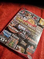 The Complete Collection Hunting Unlimited Prison Tycoon 18 Wheels of Steel pc cd