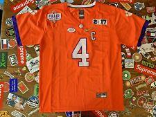 Nike Team Clemson Tigers DeShaun Watson Football Bowl Game Jersey Mens Sz Xl