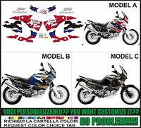 kit adesivi stickers compatibili xrv 750 africa twin rd 07 1997