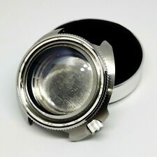 SILVER 6105 CAPTAIN WILLARD DIVER STYLE WATCH CASE FOR SEIKO NH35 NH36 MOVEMENT