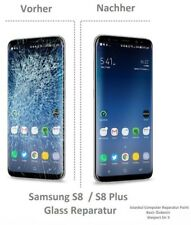 Samsung Galaxy S8 / S8 Plus Professionelle Display-glas Reparatur