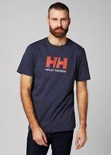 Helly Hansen HH logo T-Shirt Graphite Blue m