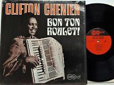 Clifton Chenier - Bon Ton Roulet! LP 1967 1st US Press Arhoolie F1031 Zydeco EX