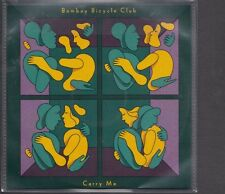 BOMBAY BICYCLE CLUB Carry Me radio edit PROMO ACETATE CD SINGLE