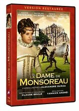 La Dame de Monsoreau [Version restaurée] 3 DVD - NEUF - VF
