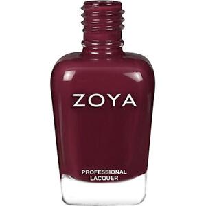 Zoya Nail Polish Beverly ZP1065 Intriguing Holiday 2020. Option Wide Brush.