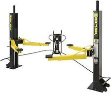 TWO POST AUTO LIFT 100%  PORTABLE  6000 lb  Max Jax TWO,2 post MUST READ THIS AD