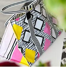 DESIGNERS GUILD Miami Beach Bag Strand Tasche viele Fächer 28 x 50 x 25 cm - %%