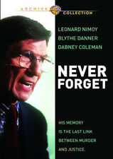 Never Forget [New DVD] Manufactured On Demand, Full Frame, Dolby