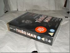 THE THIRD MAN - ORSEN WELLES COLLECTOR'S EDITION blu UK RELEASE NEW SEALED RARE