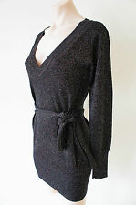FRENCH CONNECTION Womens Sleeve Knit Dress NEW! Size UK 6, RRP $130.00