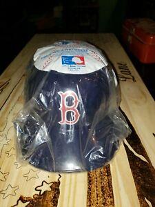 Vintage Boston Red Sox Souvenir Plastic Batting Helmet in Original Packaging