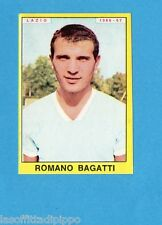 PANINI CALCIATORI 1966/67-Figurina - BAGATTI - LAZIO -Recuperata