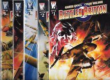 BATTLE BRITTON #1-#5 SET (NM-) TOP COW COMICS