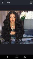 Black Wig Vavy Wig Curly