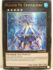 YU-GI-OH - #006 number 94: crystalzero-Dusa-Duelist Saga-ULTRA RARE